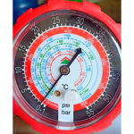 1-Way Manifold Professional Gauge